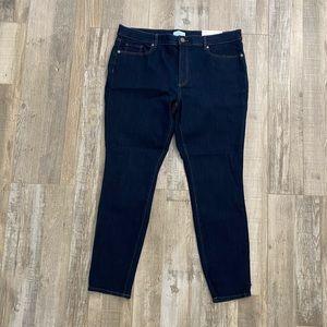 Loft skinny jean size 16